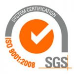 Logo Iso 9001 version 2008
