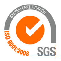 Logo Iso 9001 version 2008