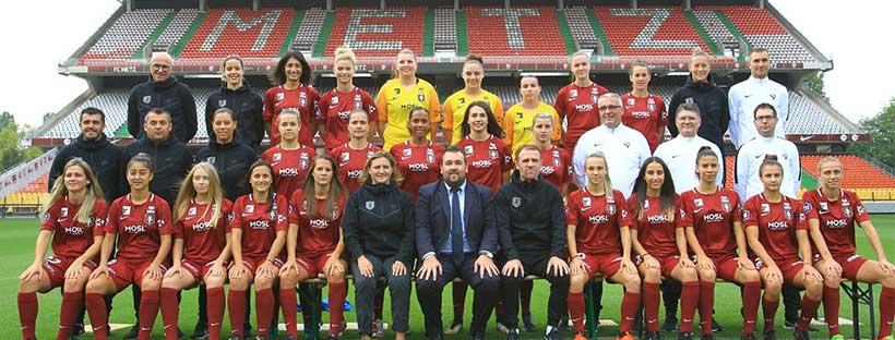 Partenariat Equipe Féminine ESSI - FC Metz
